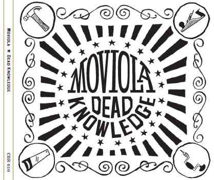 moviola - dead knowledge cover art