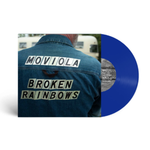 Broken Rainbows Blue Vinyl LP