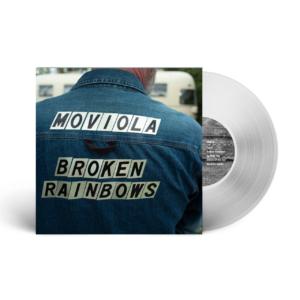 Broken Rainbows Clear Vinyl LP