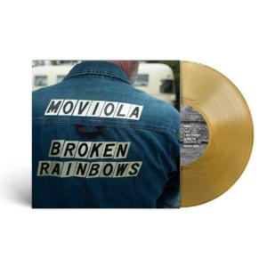 Broken Rainbows Gold Vinyl LP