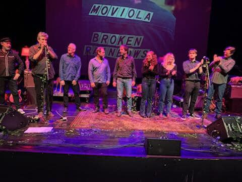 Moviola Live at the Wex