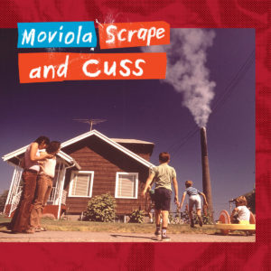 Scrape and Cuss LP Jacket